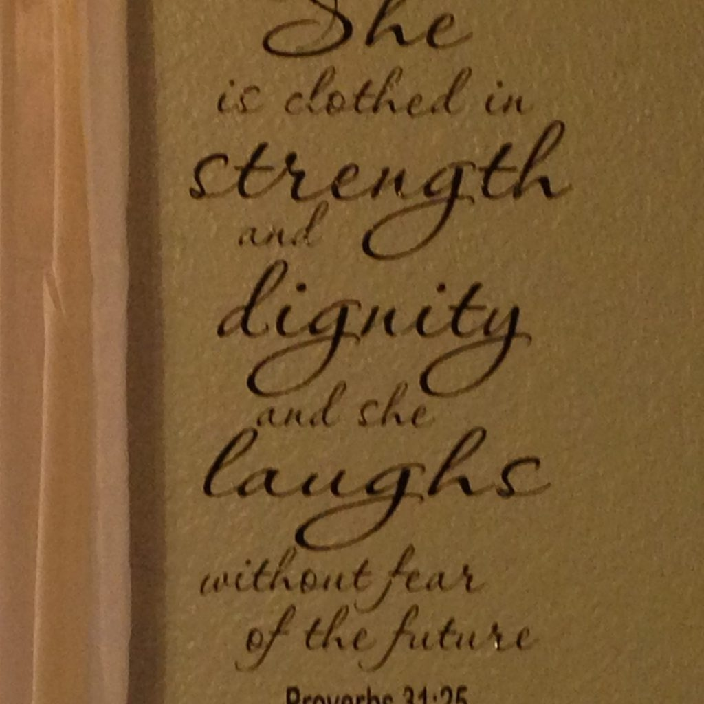 Proverbs 31 Bible Verse Wall Decal Quote Proverbs