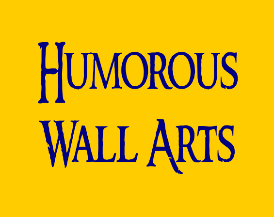 Humorous Wall Decals Catalog
