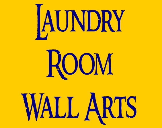 Ling To Laundry Room Wall Decals Catalog