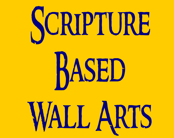 Link To Scripture Based Wall Decals Catalog