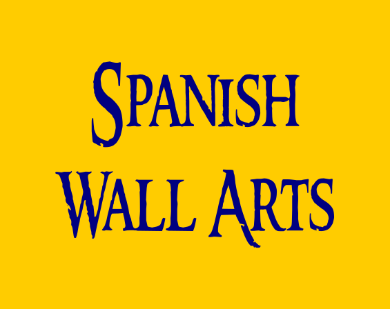 Link To Spanish Wall Decals Catalog