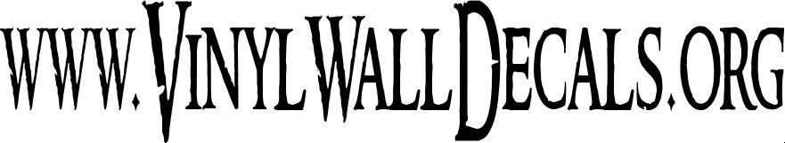 Vinyl Wall Decals Logo