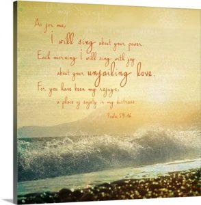 vinyl christian quotes