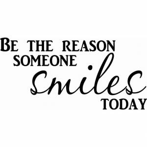 Be The Reason Wall Decal